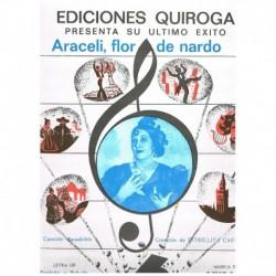 San Juan y O Araceli, Flor de Nardo (Canción-Pasodoble)