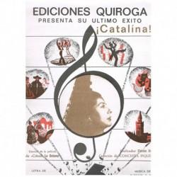 """León/Quiroga ¡Catalina! (de la Pelicula La Dolores)"""""""""""