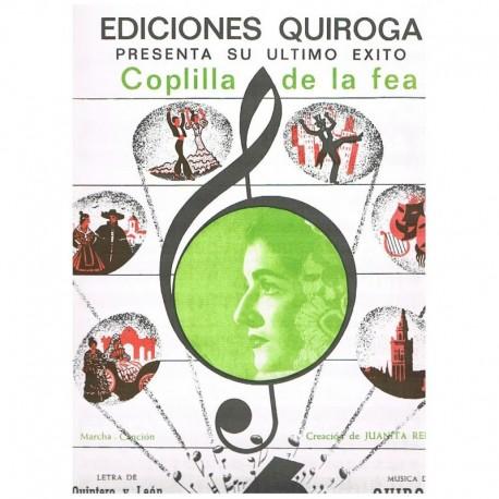 Quintero y L Coplilla de la Fea (Marcha-Canción)