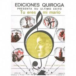 Quintero y L Tu eres mi Marío (Zambra-Canción)