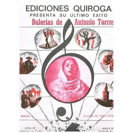 Quintero y L Bulerías de Antonio Torres (Bulerías)