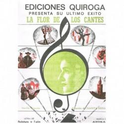 Quintero y L La Flor de los Cantes (Marcha-Canción)