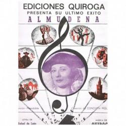 León/Quiroga Almudena (Canción-Pasodoble)
