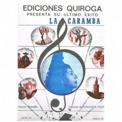 León/Quiroga La Caramba (Canción-Pasacalle)