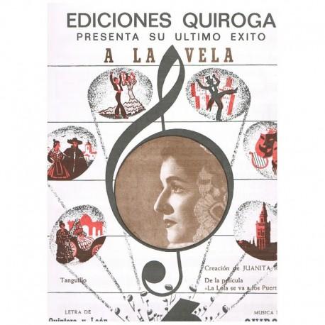 Quintero y L A La Vela (Tanguillo)