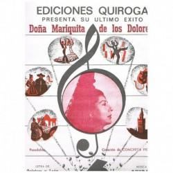 Quintero y L Doña Mariquita...