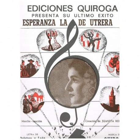 Quintero y L Esperanza la de Utrera (Marcha-Canción)