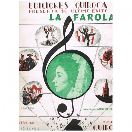 Molina/Quiro La Farola (Zambra)