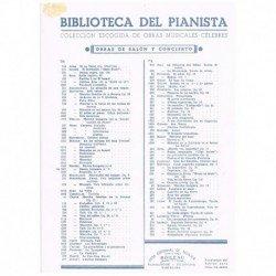 Brahms. Danza Húngara Nº6