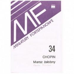 Chopin. Marcha Fúnebre (Piano)