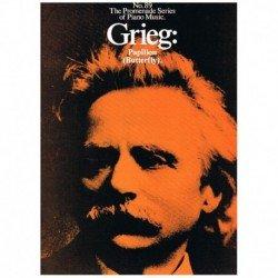Grieg, Eduar Papillon