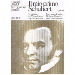 Schubert, Fr IL Mio Primo...