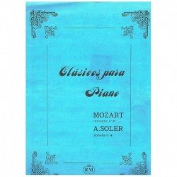 Mozart. Minueto Nº27/Sonata...