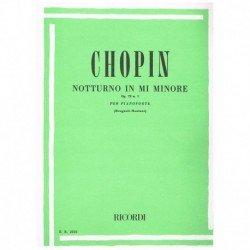 Chopin Nocturno Mi menor...