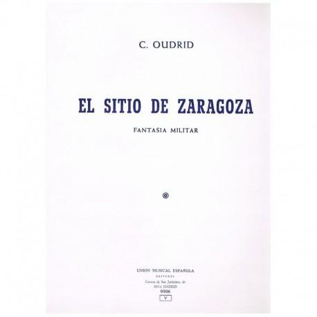 Oudrid, C. El Sitio de Zaragoza (Fantasía Militar)