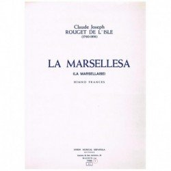 Rouget de L' La Marsellesa...