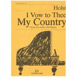 Holst I Vow To Thee My Country. Tema de Júpiter (Los Planetas)
