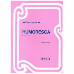 Dvorak, Anto Humoresca...