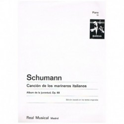 Schumann Cancion de los...