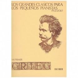 Grieg, Eduar Mi Primer Grieg