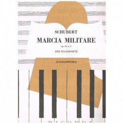 Schubert, Fr Marcha Militar...