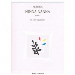 Brahms. Ninna-Nanna Op.49 Nº4