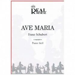 Schubert, Fr Aver María...