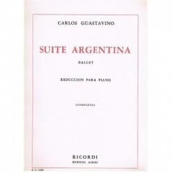 Guastavino, Suite Argentina...