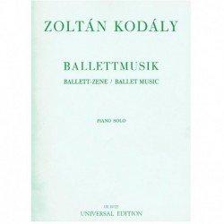 Kodaly, Zolt Ballet Music
