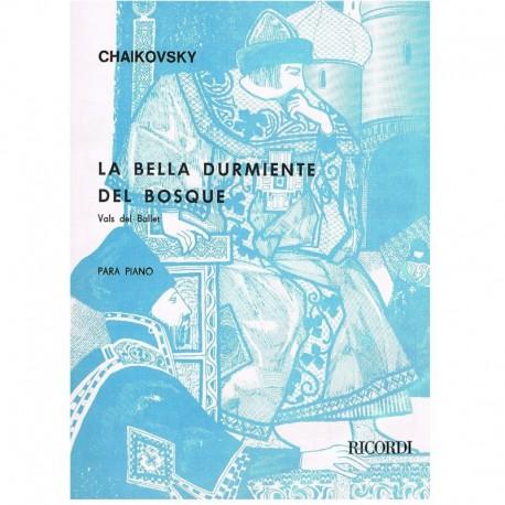 Tchaikovsky. La Bella Durmiente del Bosque (Vals del Ballet)