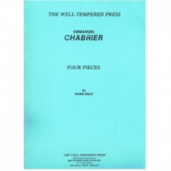 Chabrier Four Pieces