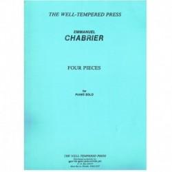 Chabrier Four Pieces