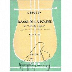 Debussy, Cla Danza de la...