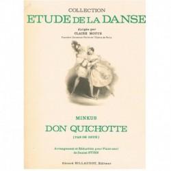 Minkus Don Quijote (Pas de Deux)