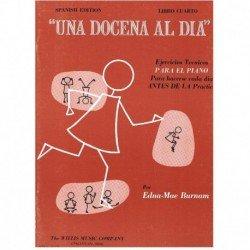 Burnam, Edna Una Docena al...