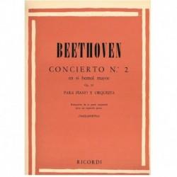 Beethoven Concierto Nº2 Sib...