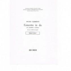 Clementi, Mu Concierto en...