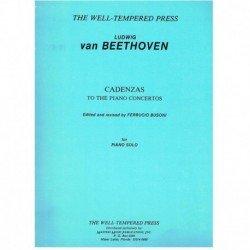 Beethoven Cadencias de los...