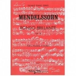 Mendelssohn, Rondo...