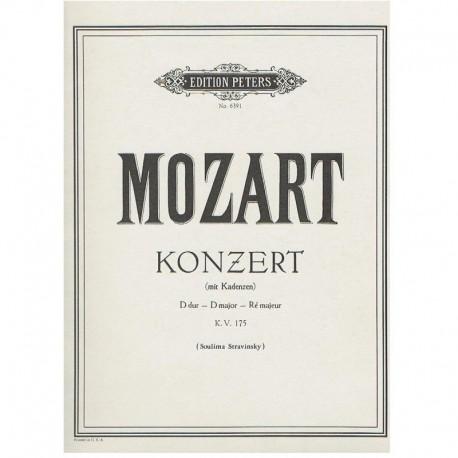 Mozart. Concierto Re Mayor KV175 (2 Pianos)
