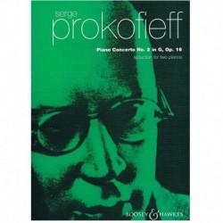 Prokofiev Concierto Nº2 Sol...