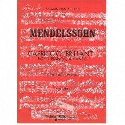 Mendelssohn, Capricho...