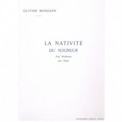 Messiaen, Ol La Nativité du...
