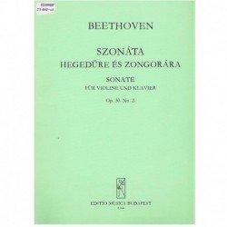 Beethoven. Sonata Op.30 Nº2...