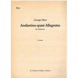 Bizet, Georg Andantino...
