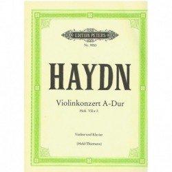 Haydn, Josep Concierto en...