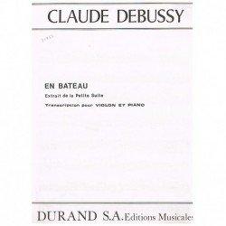 Debussy, Cla En Bateau (de...