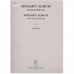 Album para Violin Vol.4