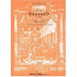 Raasted, Nei Sonatina Op.44 (Violin y Piano)