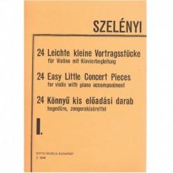 Szelenyi. 24 Pequeñas...